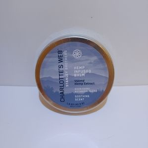 Charlotte's Web Infused Balm Soothing Scent Sealed